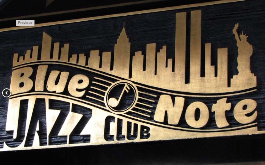 Concert at the Blue Note