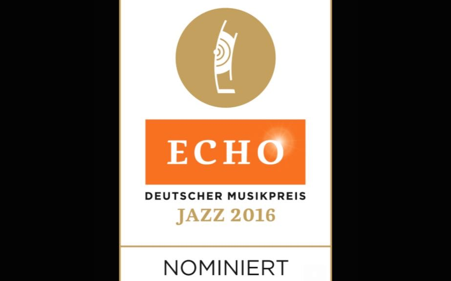 Nominated for ECHO Award