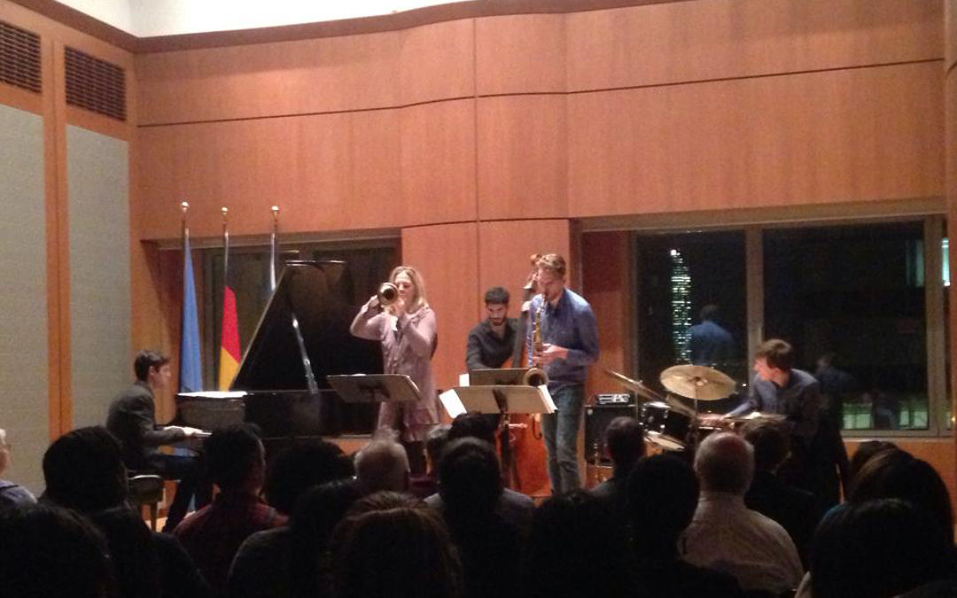 Concert at German Consulate NYC