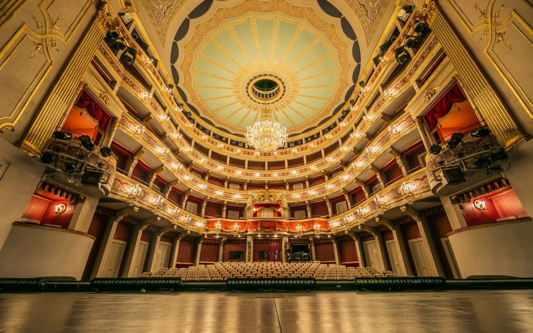 Theater Regensburg 29.03.20